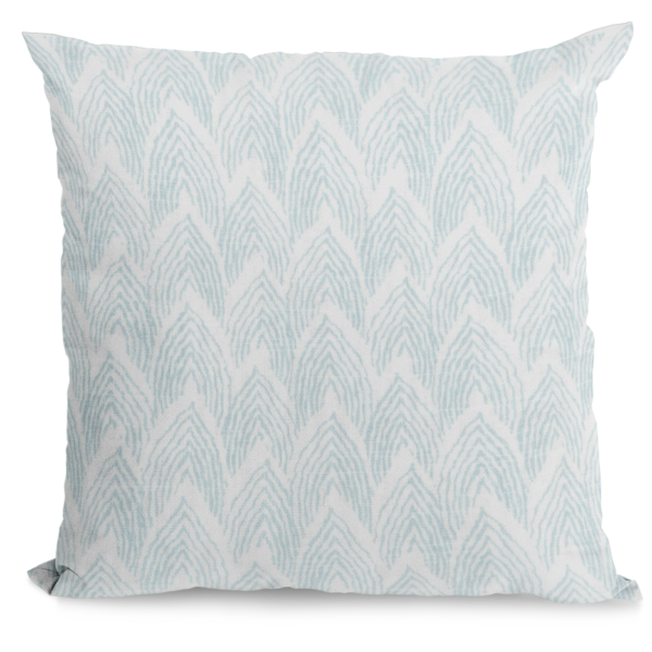 Spa and Cream Throw Pillow