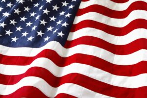 US Flag-Made in Ameria