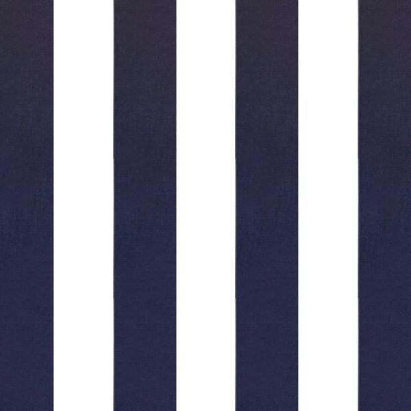 Navy Stripe Fabric